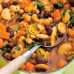 Bean Chilli Stew Recipes Goodtoknow