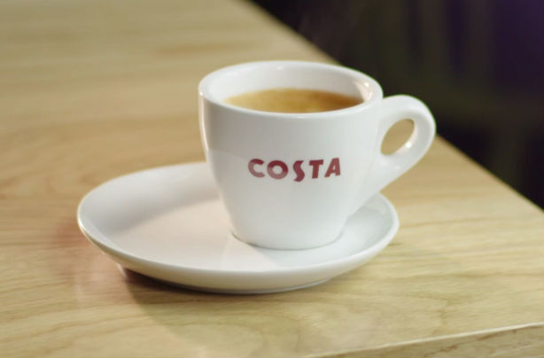 Costa Coffee Are Now Giving Away Free Drinks For Children In