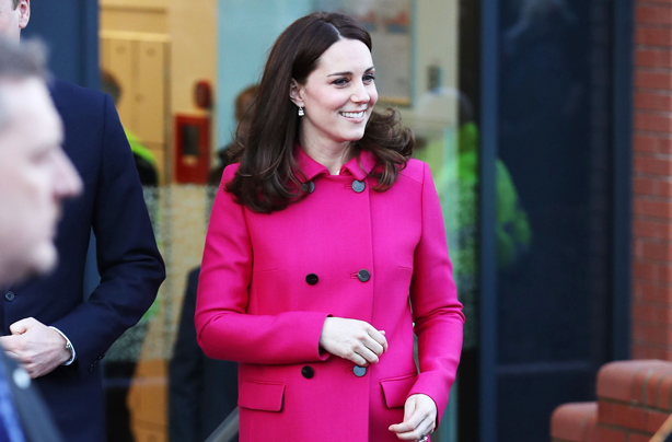 Kate Middleton reveals why she gave up tennis after having Prince George and Princess Charlotte