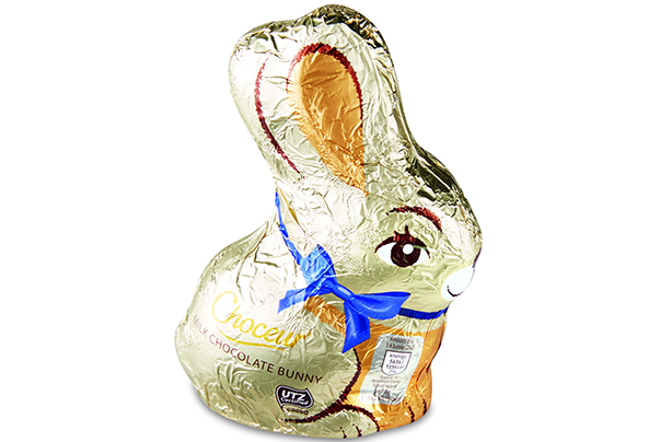 Aldi Are Selling Knock Off Lindt Easter Bunnies For A