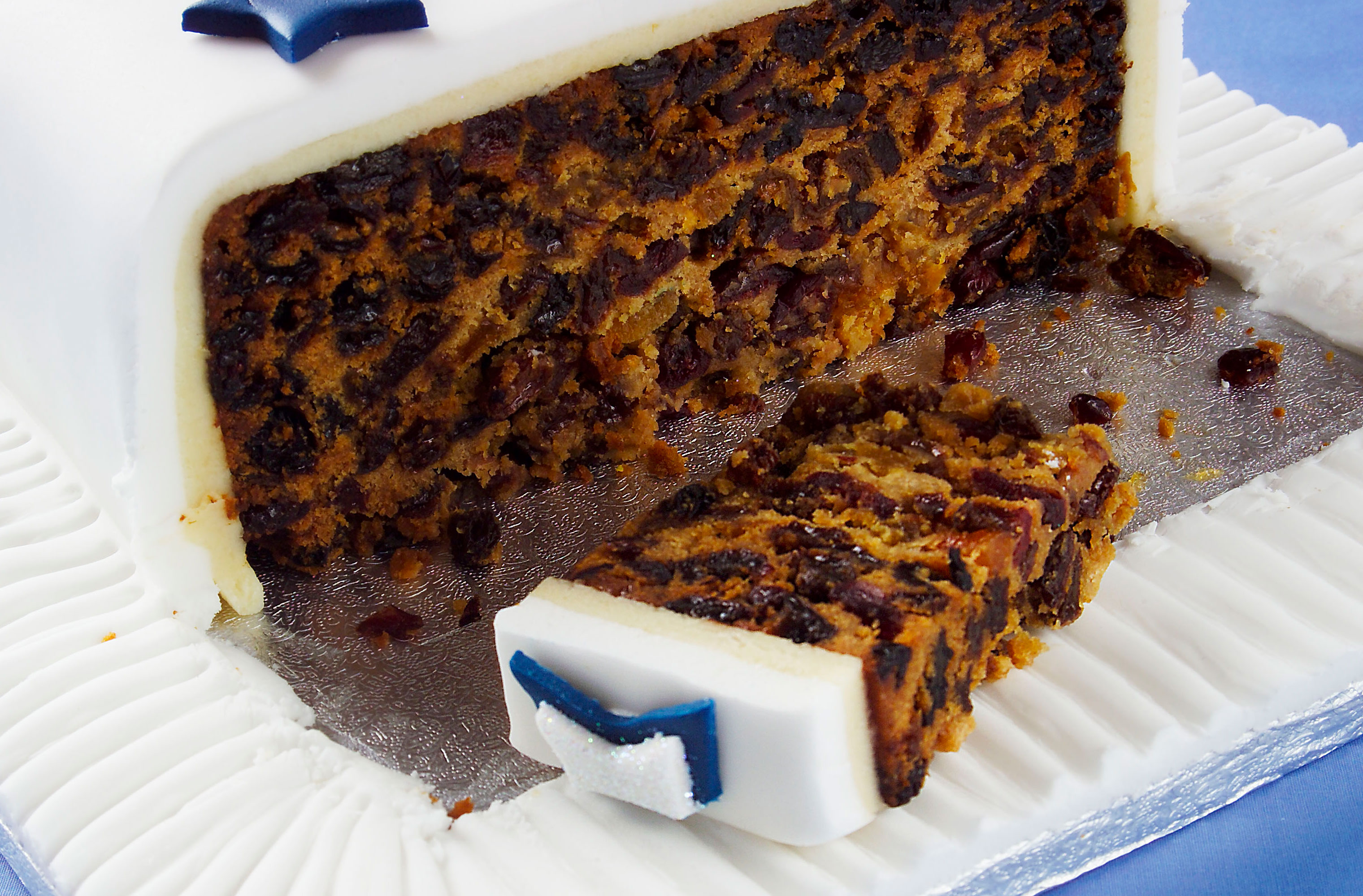 Watch Cranberry Apricot Fruit Cake video