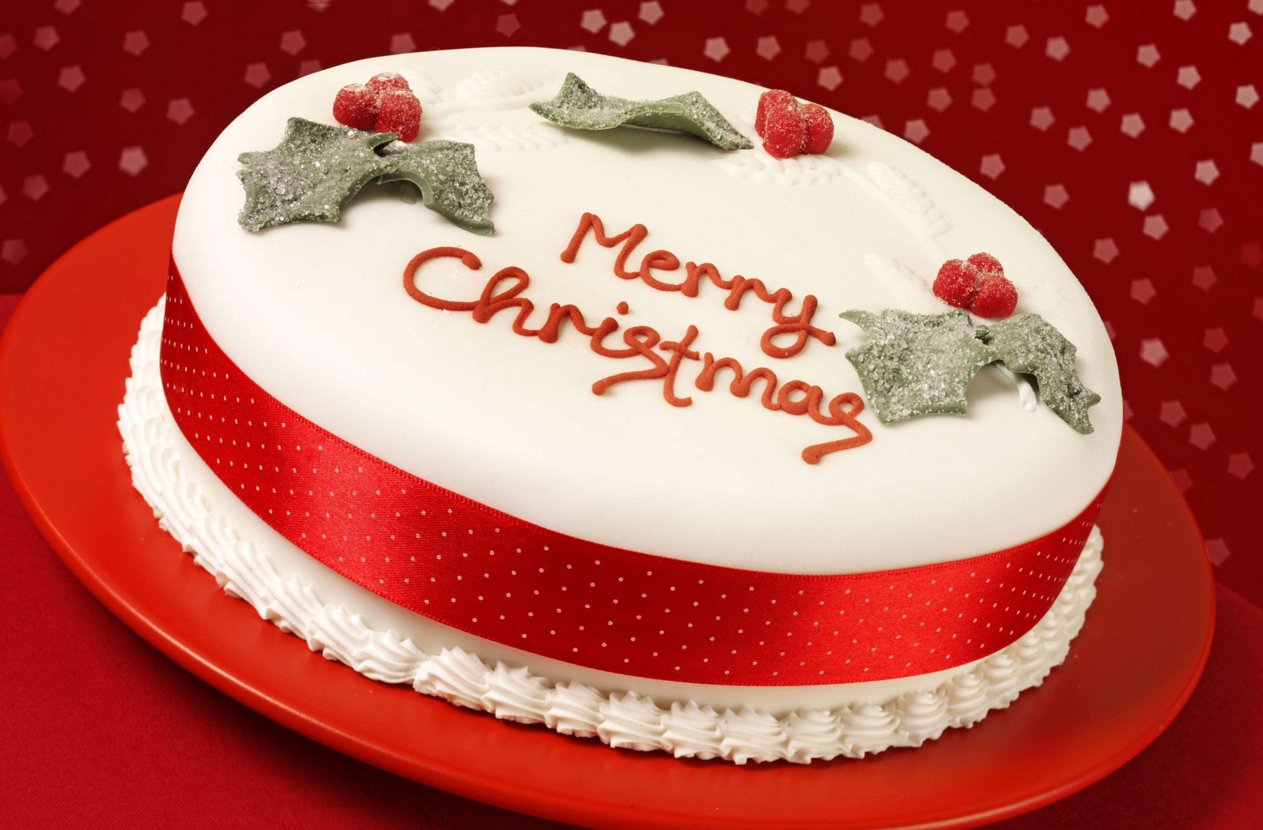 Chic Christmas Cake Recipes Goodtoknow