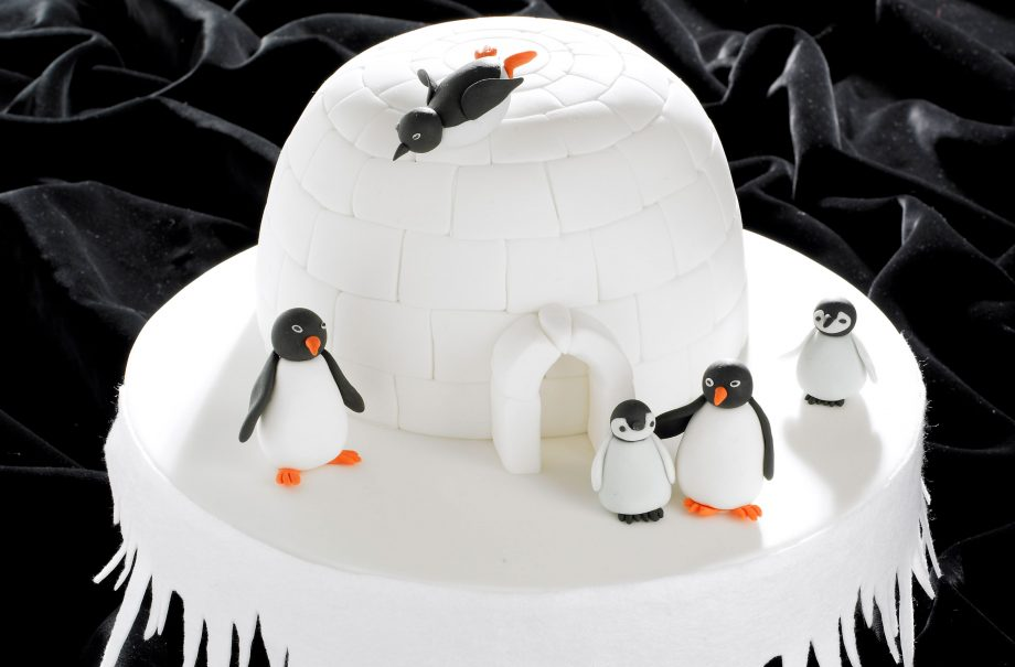Best Igloo Cake Recipe