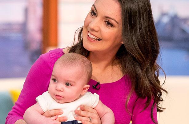 Good Morning Britains Laura Tobin Reveals Her Premature Baby Girl
