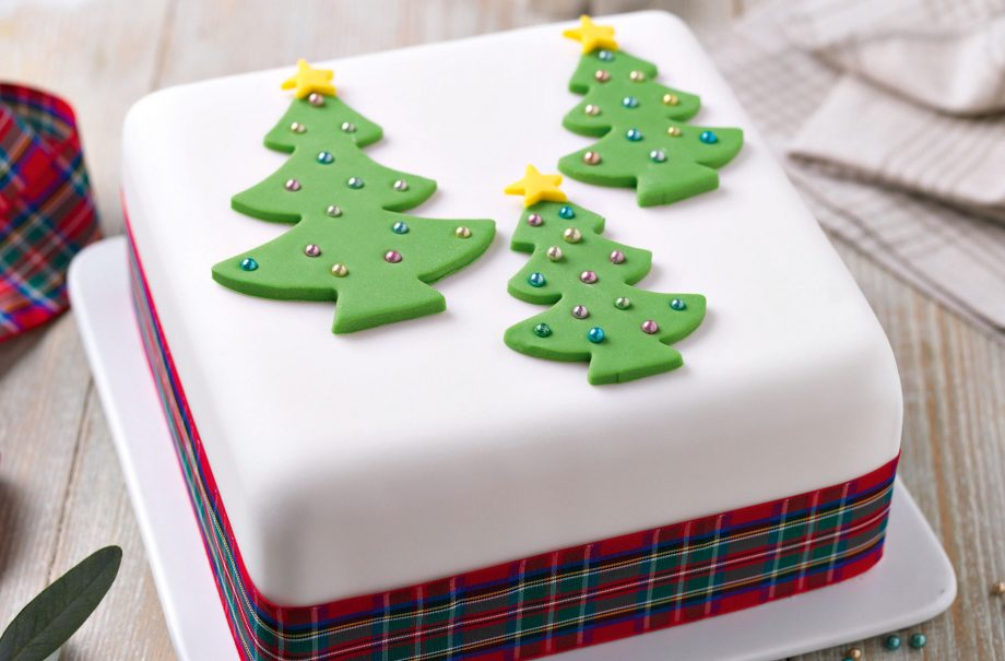 40 Christmas Cake Ideas Goodtoknow