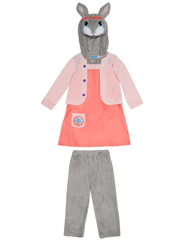 George Elmer the Patchwork Elephant Fancy Dress Costume Outfit World Book Day