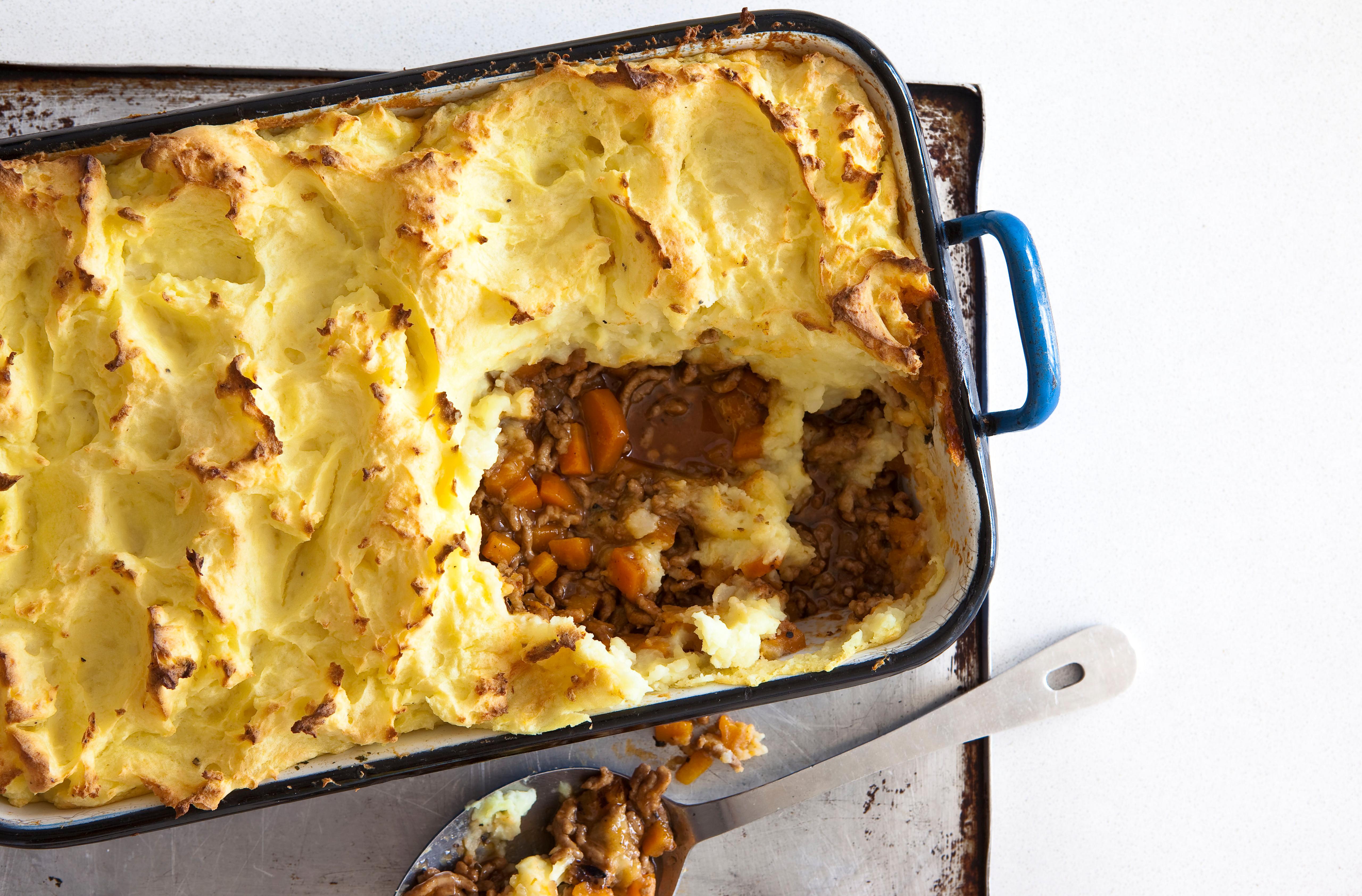 Shepherd S Pie Dinner Recipes Goodtoknow