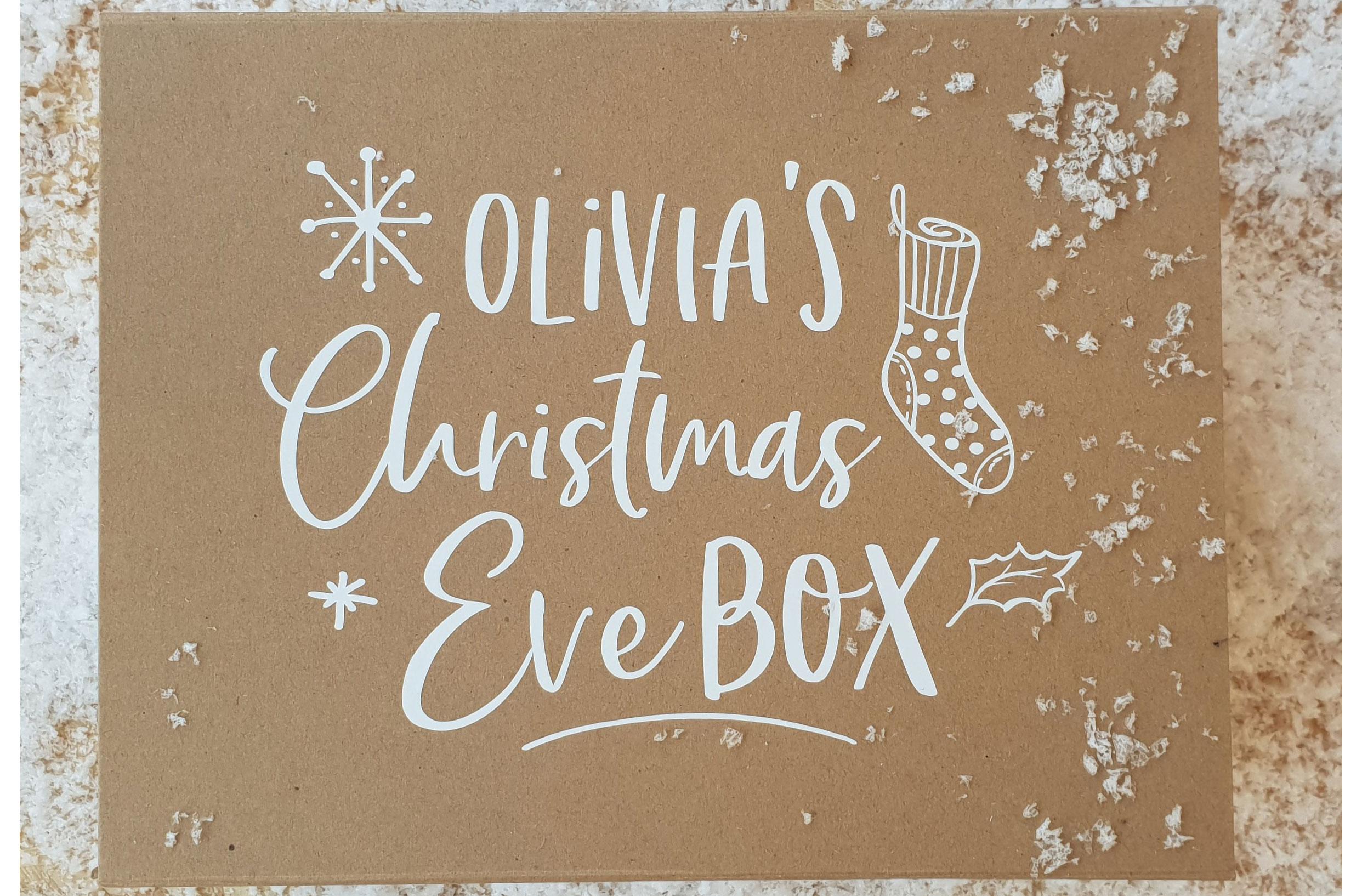 Christmas Eve Boxes How To Make A Christmas Eve Box
