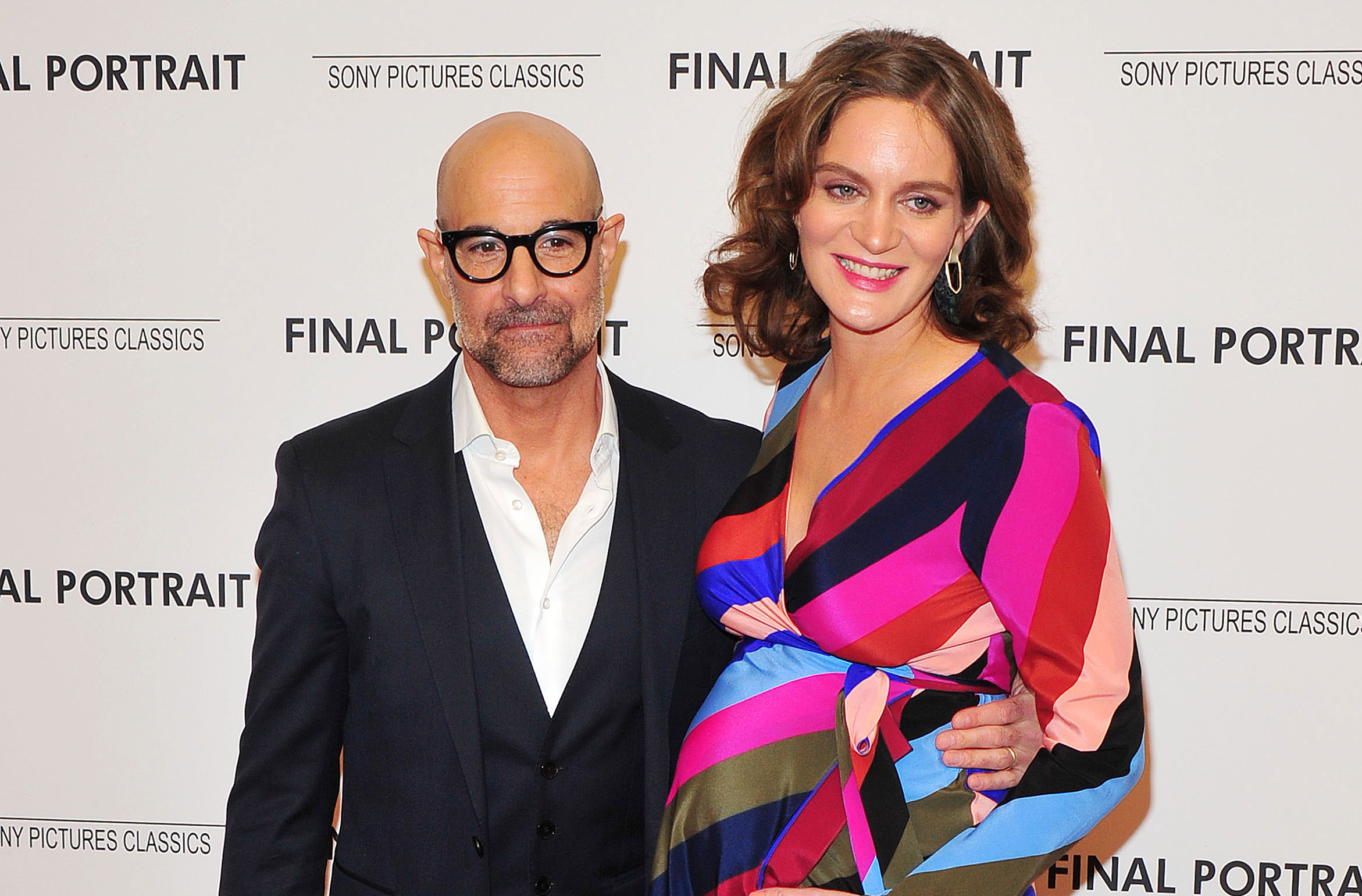 Felicity Blunt And Husband Stanley Tucci Announce They Re