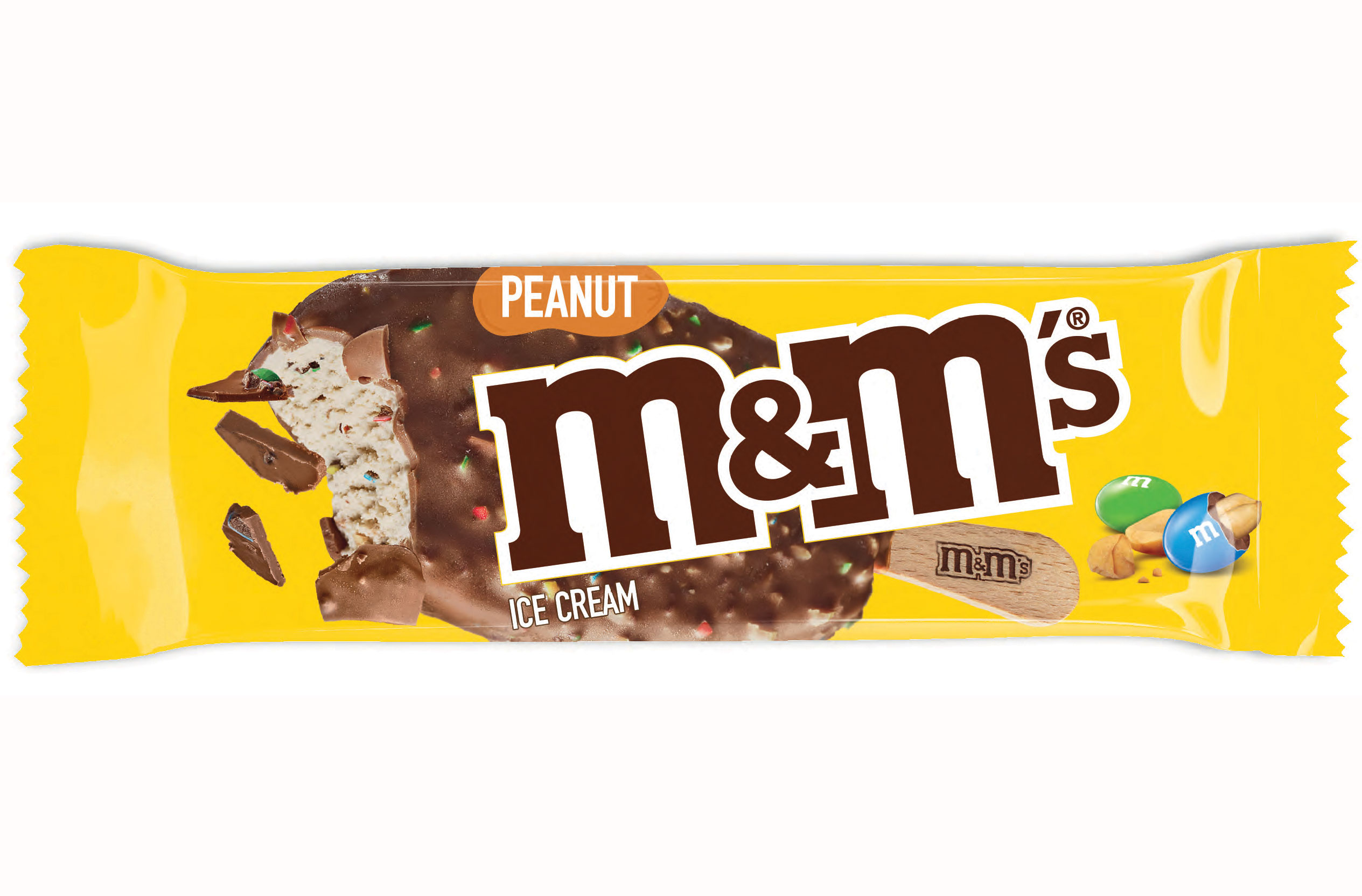 MM Peanut ice cream