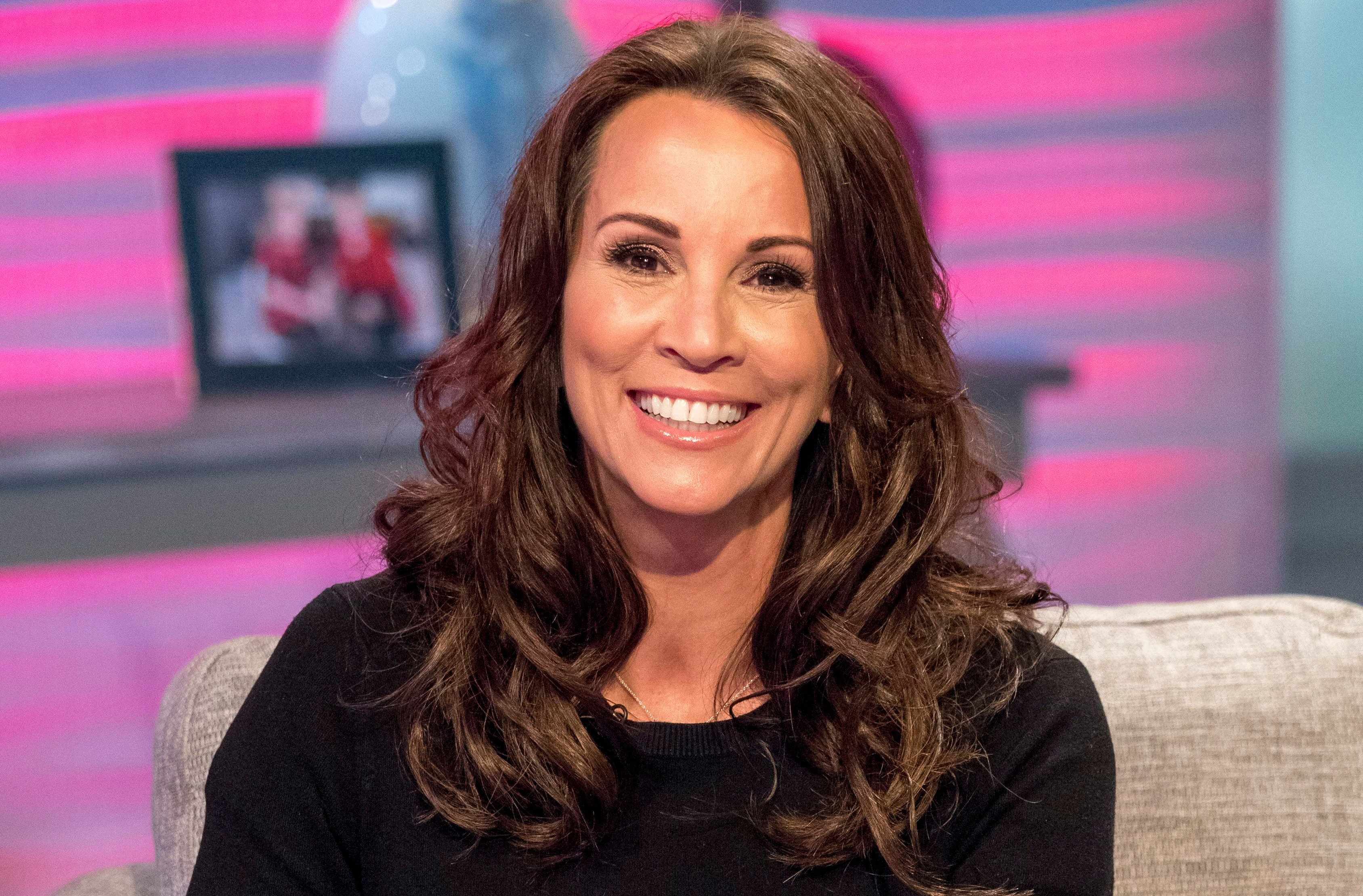 Andrea Mclean S Surprise After Conceiving Child During