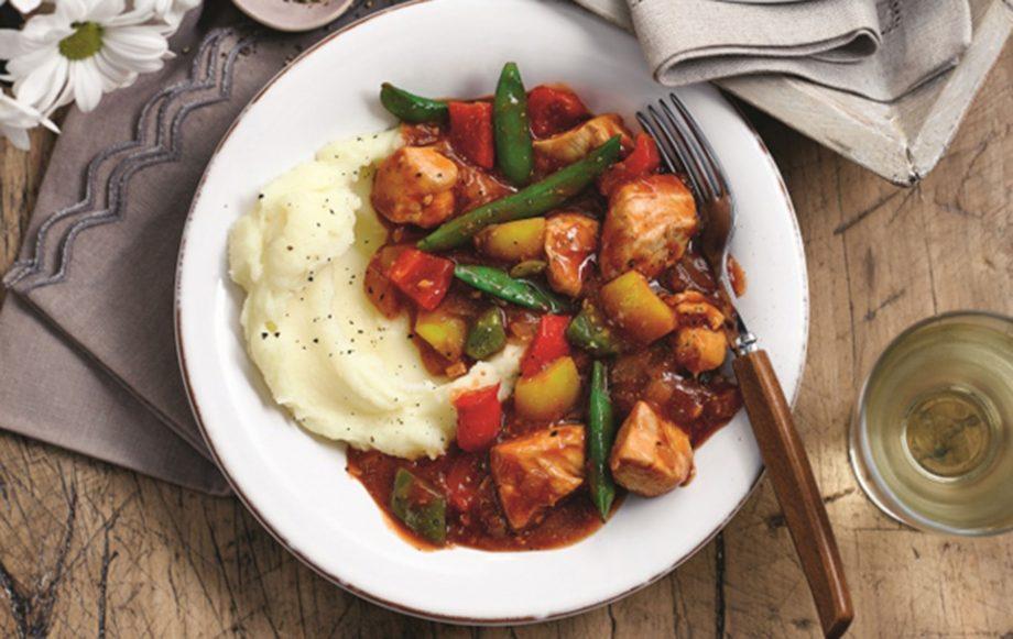 Slimming Worlds Diet Cola Chicken Dinner Recipes Goodtoknow
