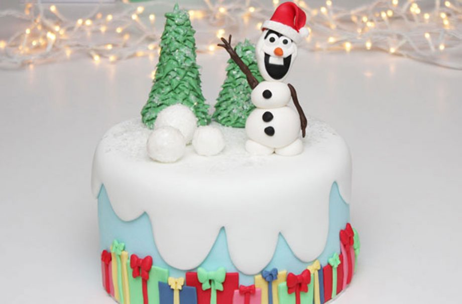 43 Christmas Cake Ideas Goodtoknow