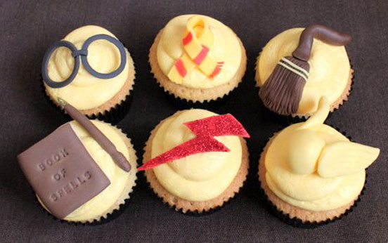 Harry Potter Inspired Cupcakes Recipe Goodtoknow