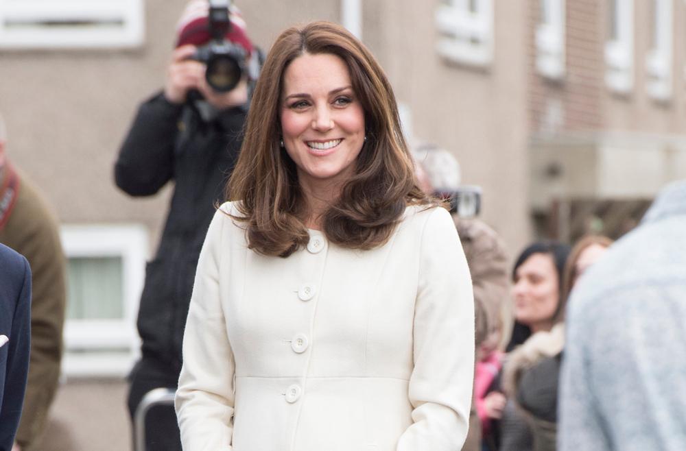 Kate Middleton Duchess of Cambridge birth baby three