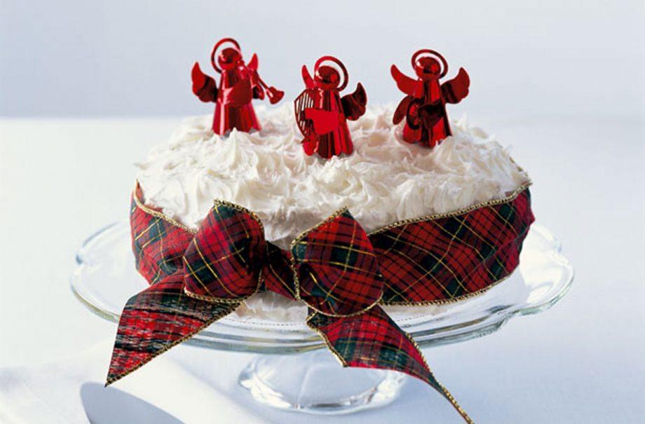 Mary Berry's Christmas cake recipe