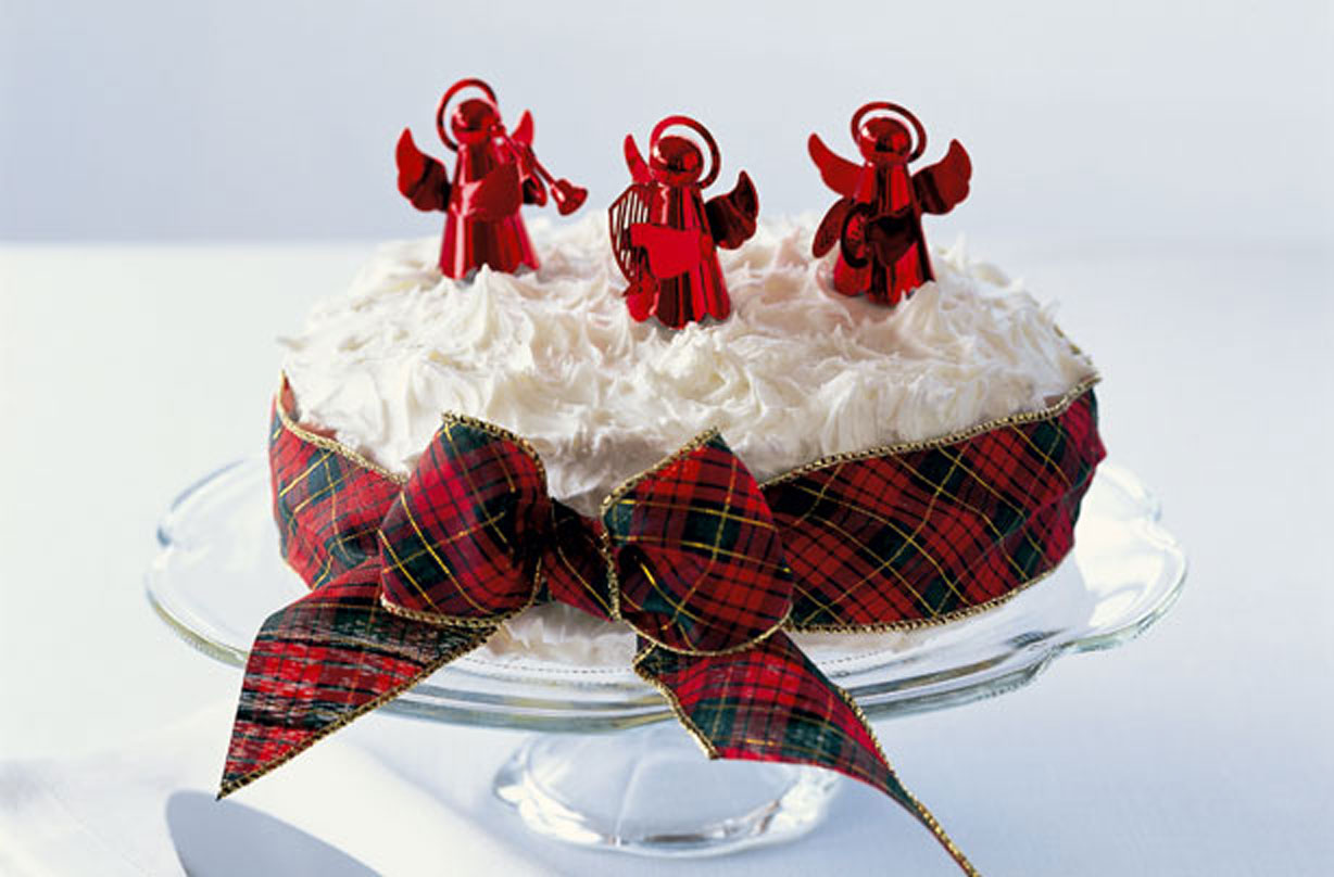 Mary Berry S Christmas Cake Baking Recipes Goodtoknow