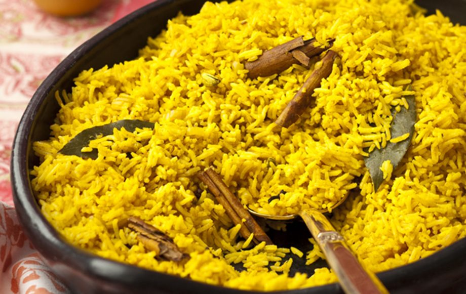 pilau rice indian recipes goodtoknow