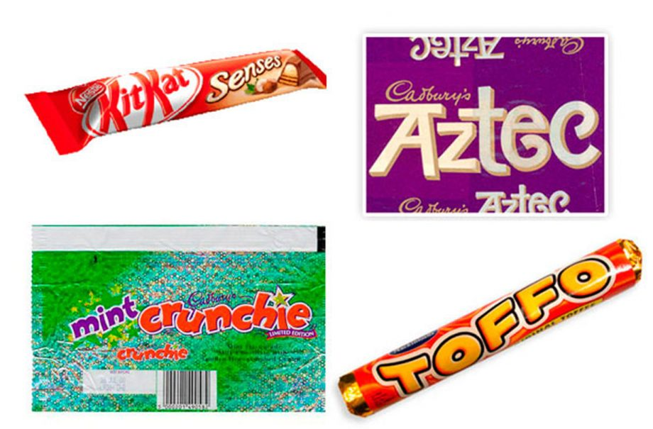 33 Retro Chocolate Bars That Need To Be Brought Back Immediately