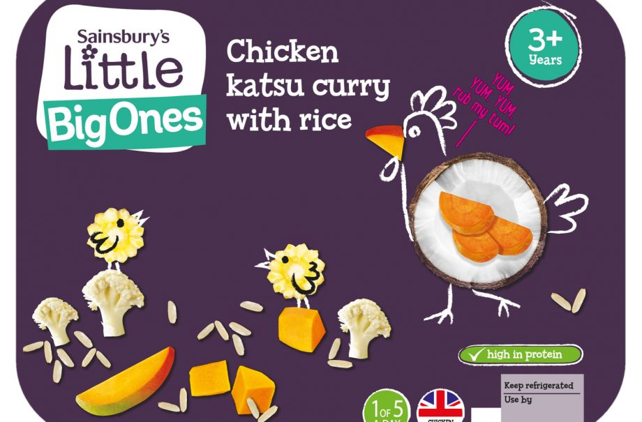 Sainsburys Has A New Baby Food Range With Flavours Like Bbq