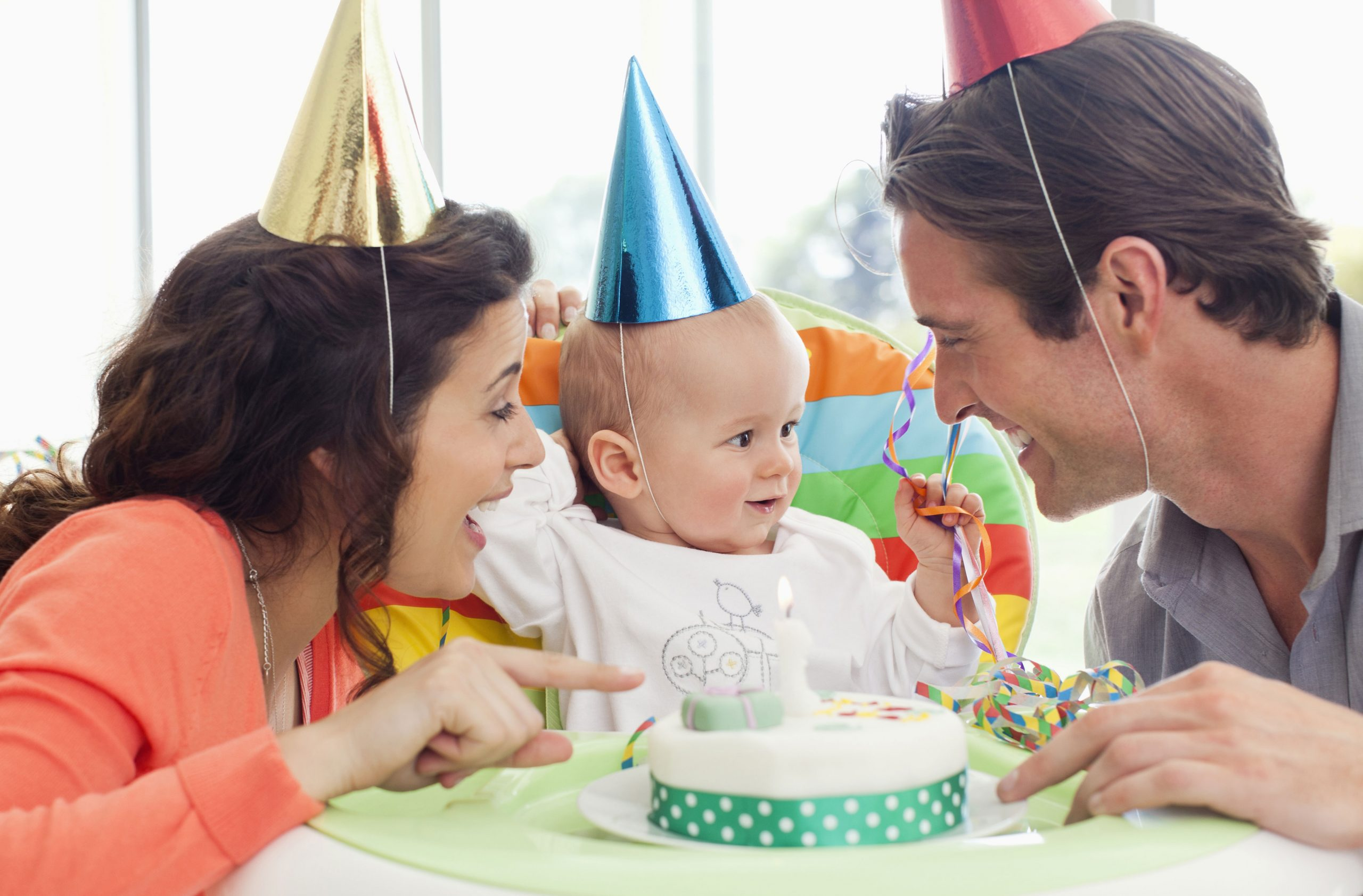 The best first birthday cakes