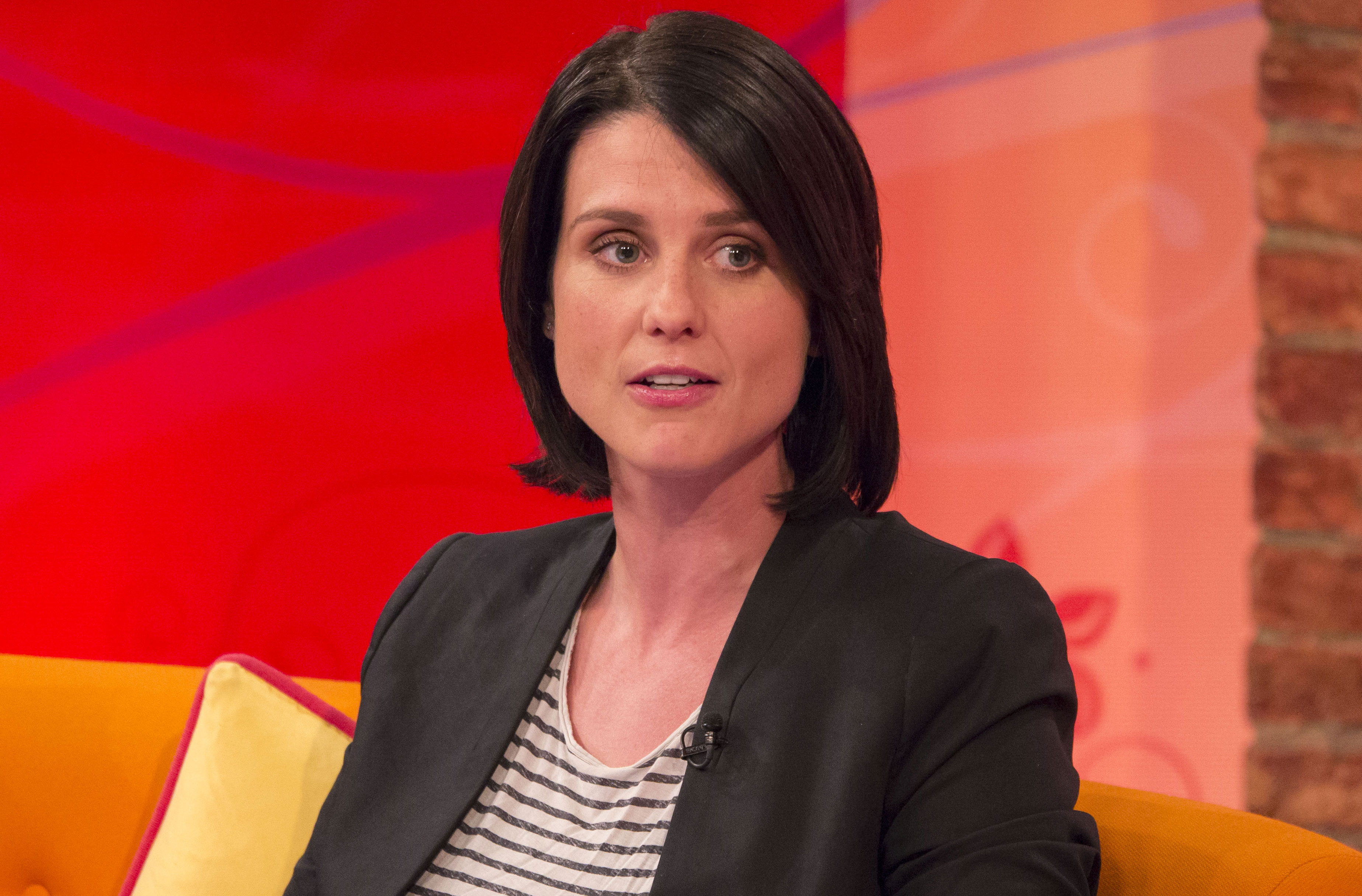 Waterloo Road Star Heather Peace Rages At Homophobic Nanny