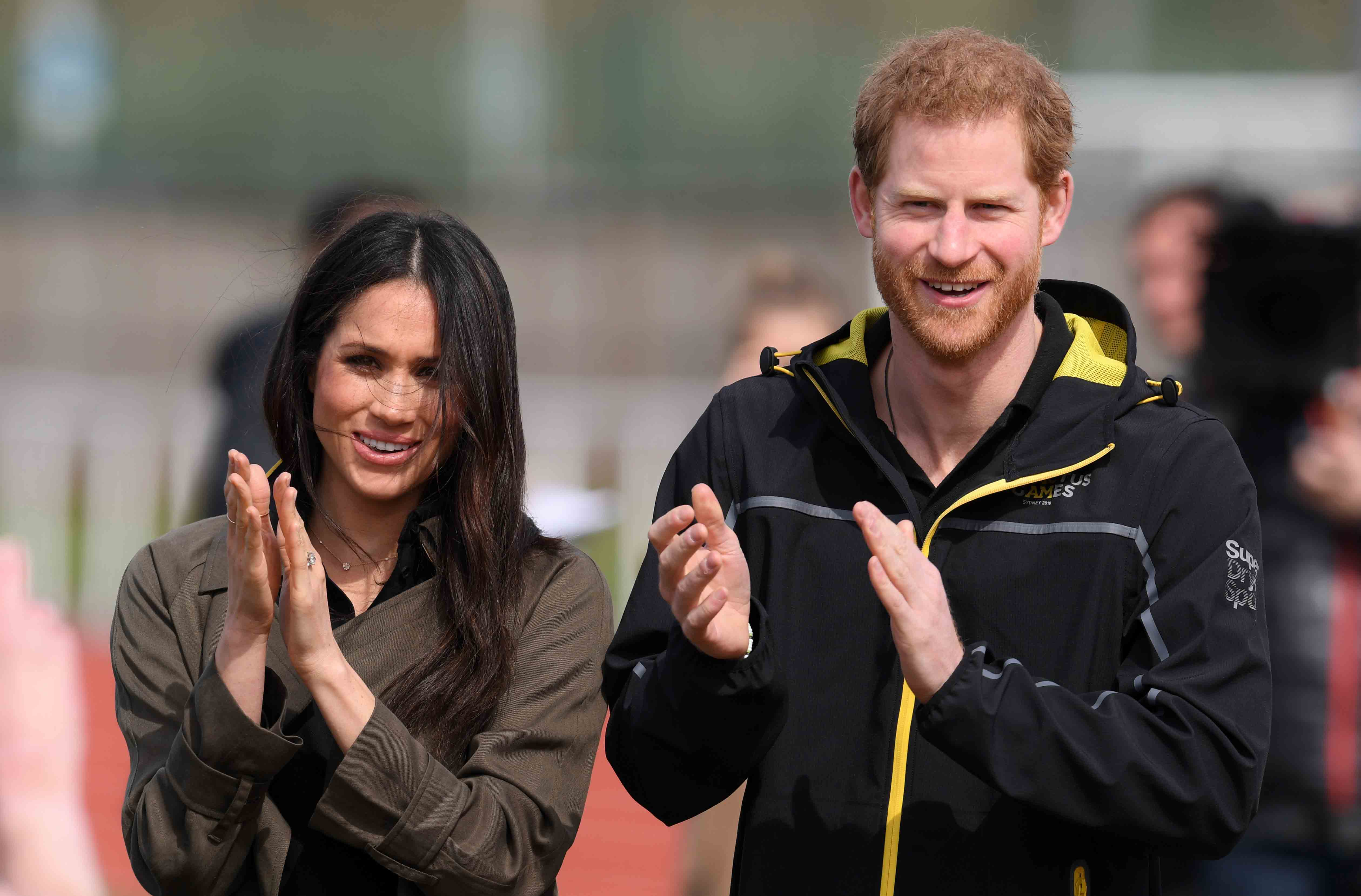 Prince Harry loses half a stone on 'health kick' inspired by Meghan Markle