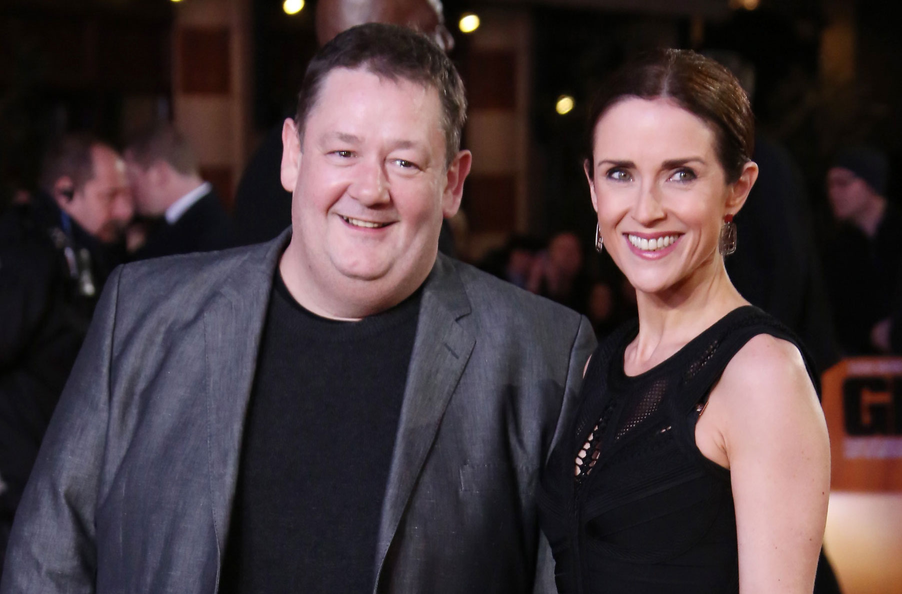 Johnny Vegas Maia Dunphy