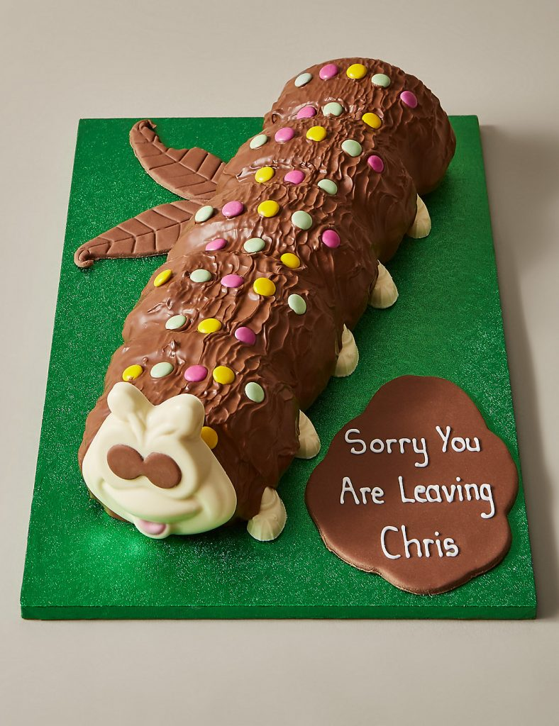 Pleasing Colin The Caterpillar Now Comes In Giant Size And We Need One Personalised Birthday Cards Veneteletsinfo