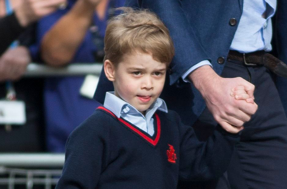 Prince George - April 2018