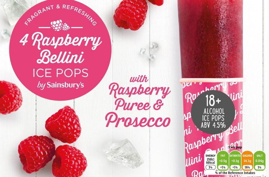 Sainsburys-raspberry-bellini-ice-pops