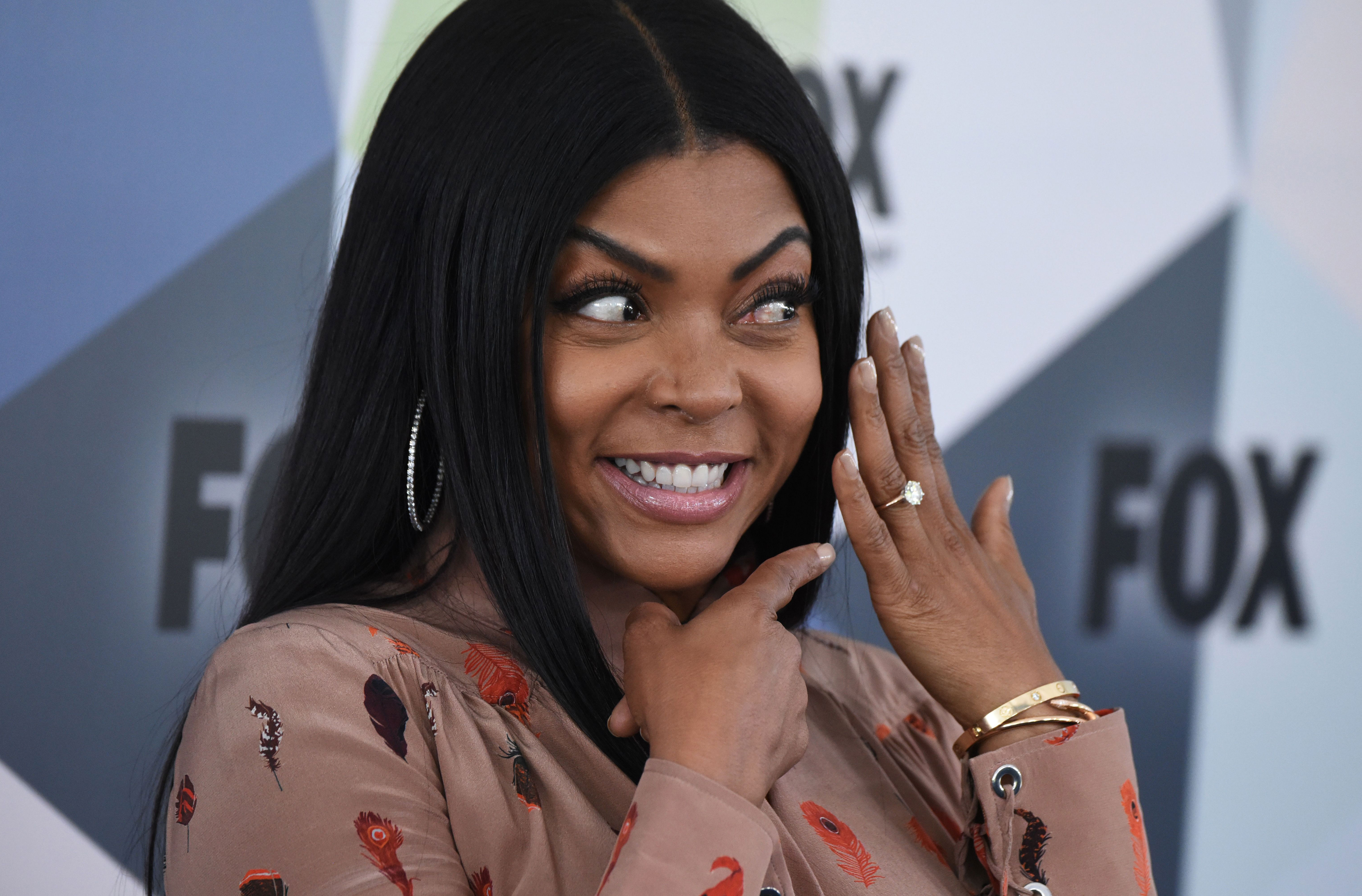 Taraji P Henson Is Engaged To Boyfriend Of Two Years