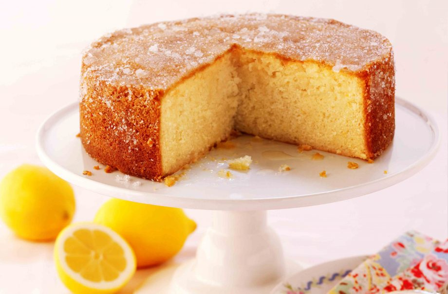 Lemon Birthday Cake Recipe Uk