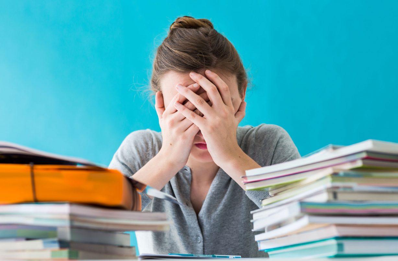 Картинки экзамен и стресс