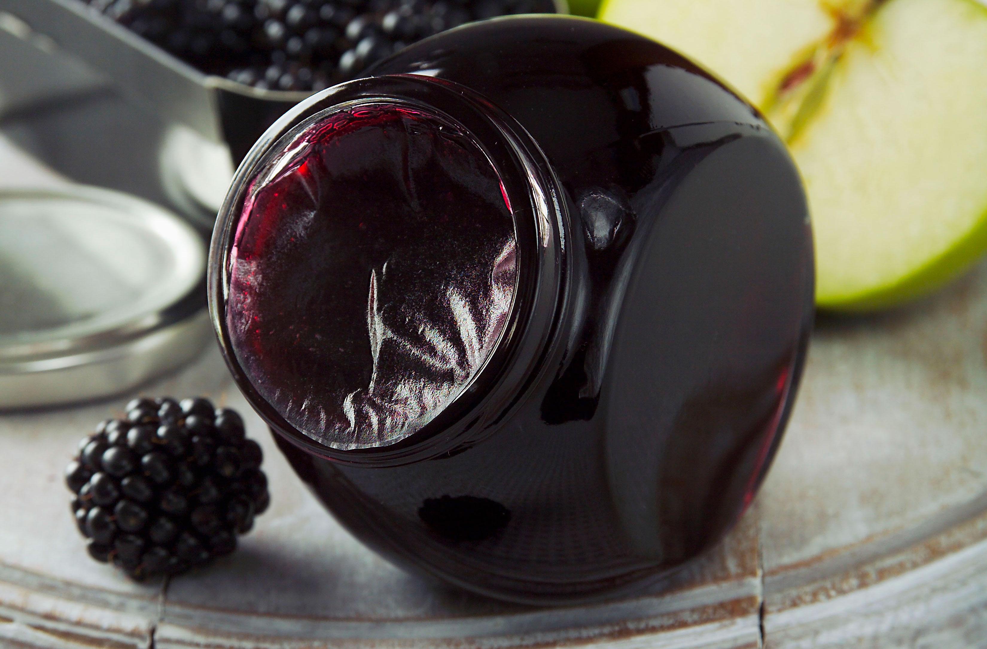 Blackberry And Apple Jam Recipes Goodtoknow