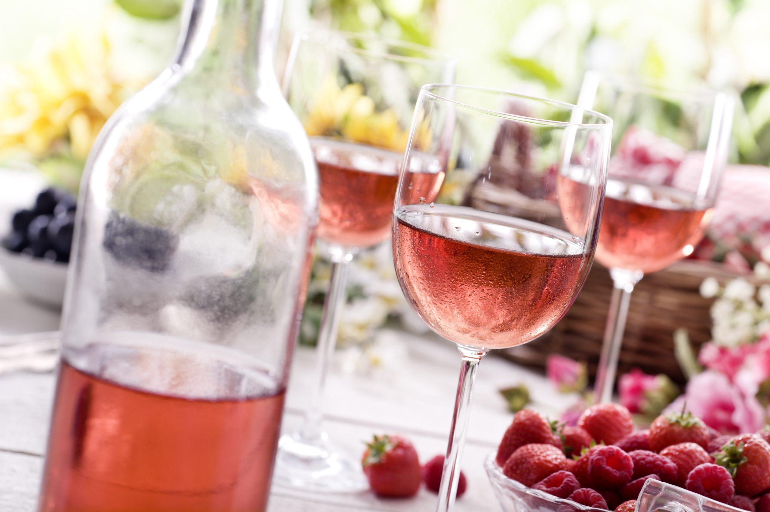 Sainsbury S Launch Low Sugar Guilt Free Rose Wine Goodtoknow
