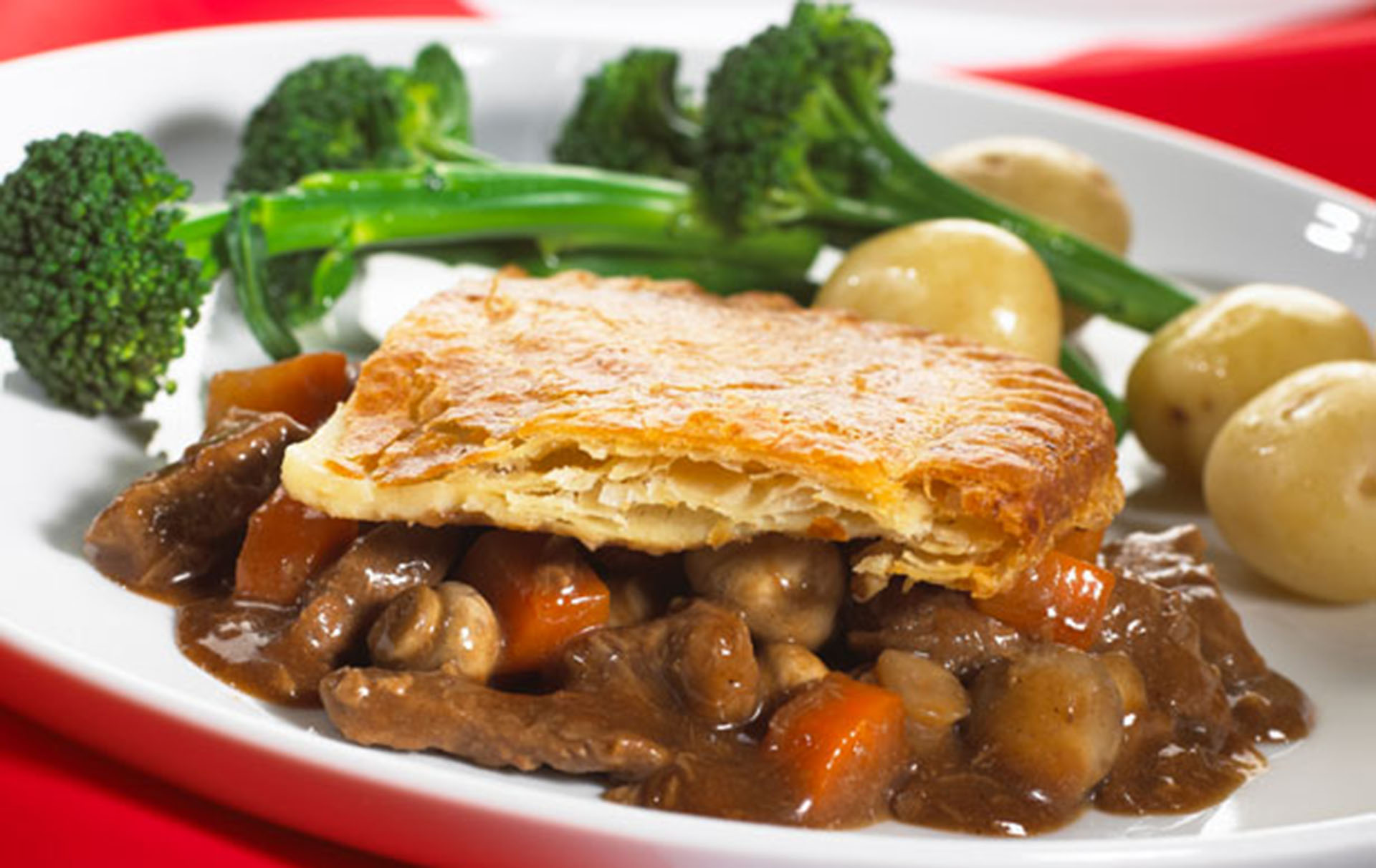 Hairy Bikers Steak And Ale Pie Dinner Recipes Goodtoknow