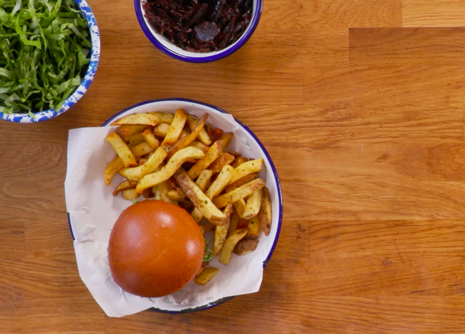 Honest Burger's guide to making the best hamburger