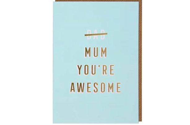 Paperchase Is Selling Fathers Day Cards For Mums Goodtoknow