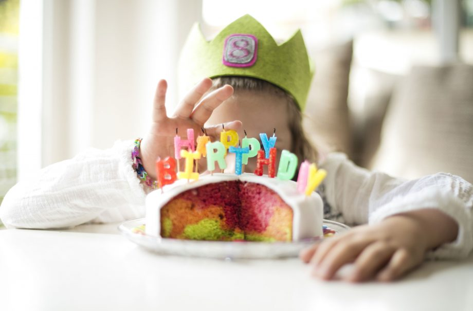 Nutritionist Bans Her Children From Eating Birthday Cake Goodtoknow