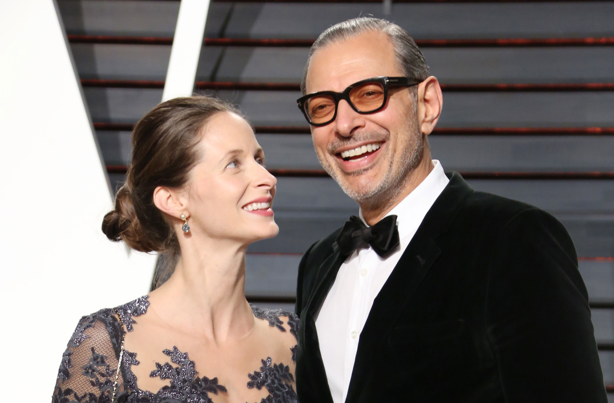 Actor Jeff Goldblum S Wife Emilie Livingston Reveals They Went To A Therapist Before Deciding To