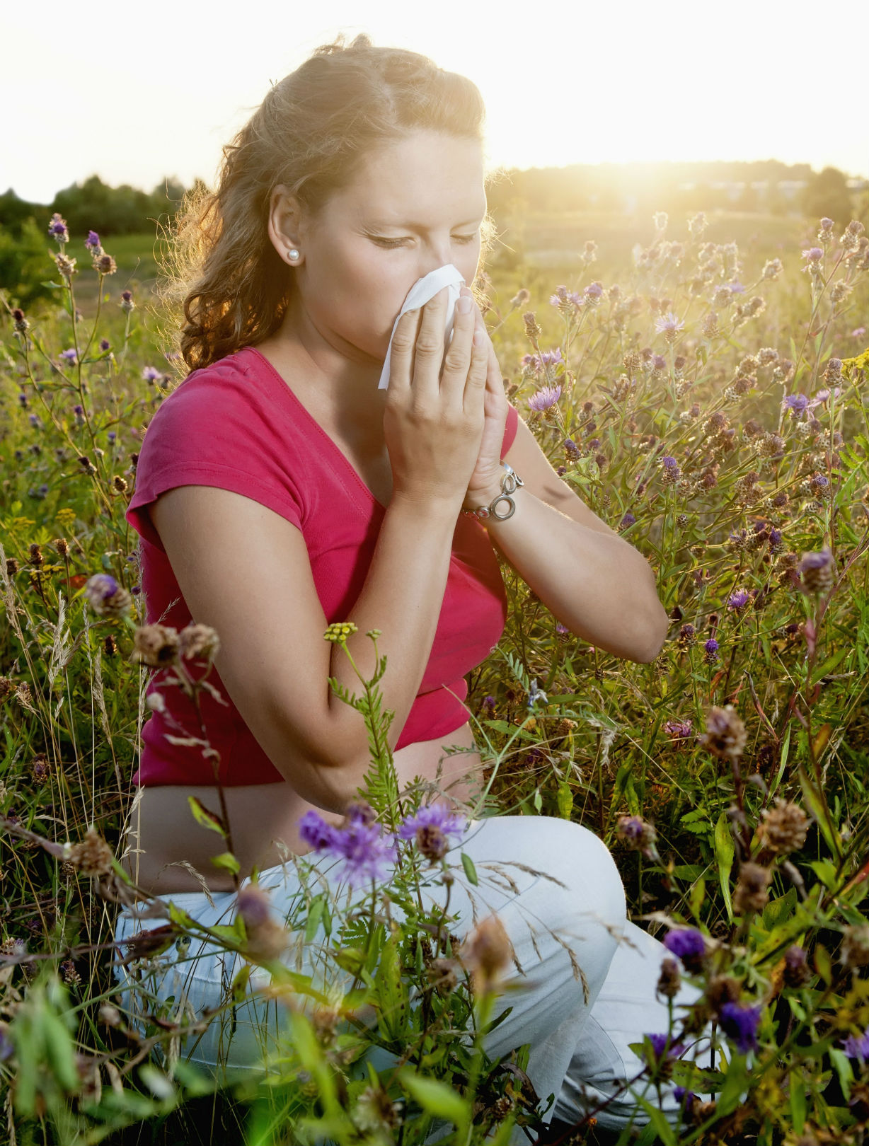 what can you take for hay fever when pregnant