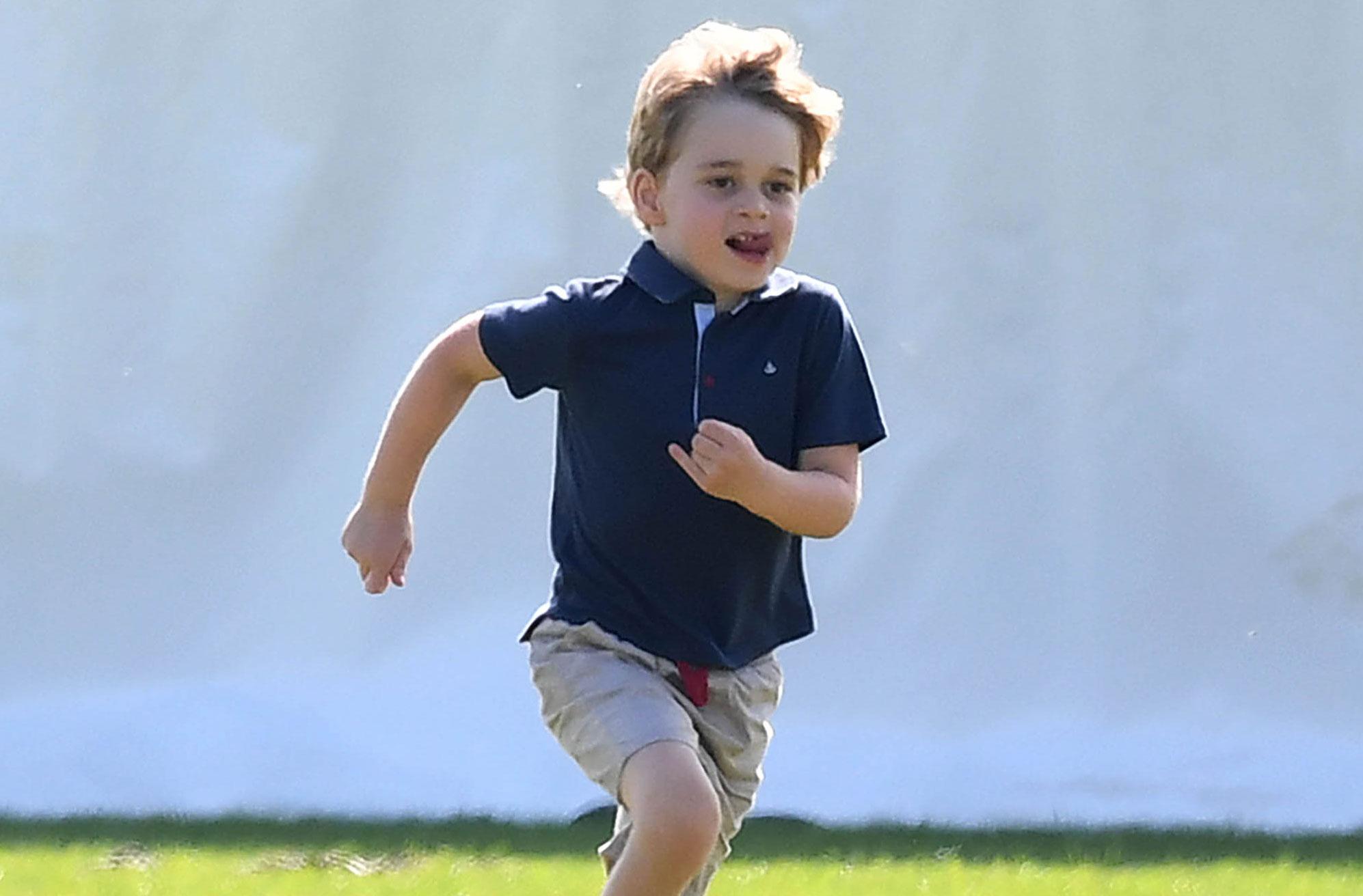 prince george running