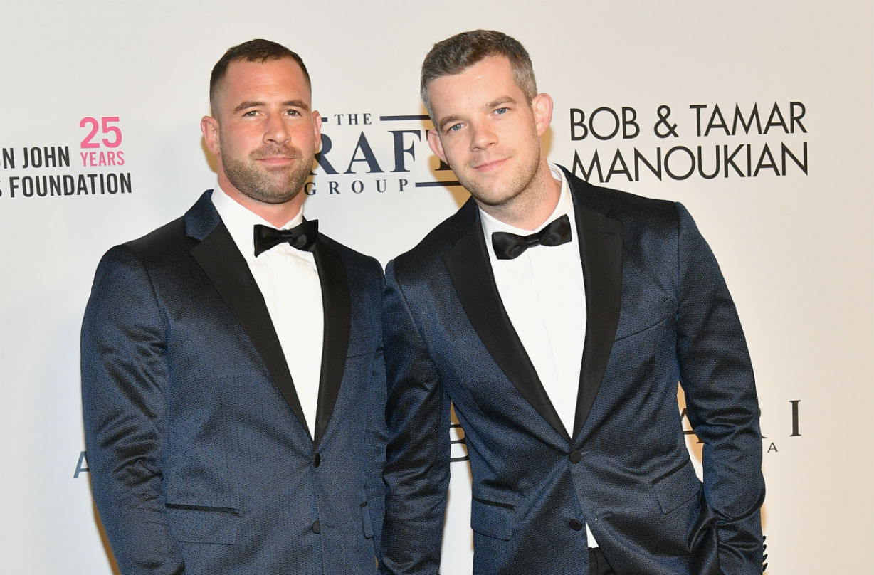 Russell Tovey confirms split from fiance Steve Brockman