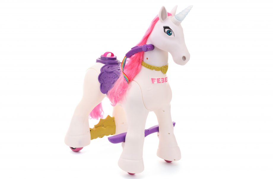 top christmas toys 2018 my lovely unicorn electric ride on - Christmas Toys