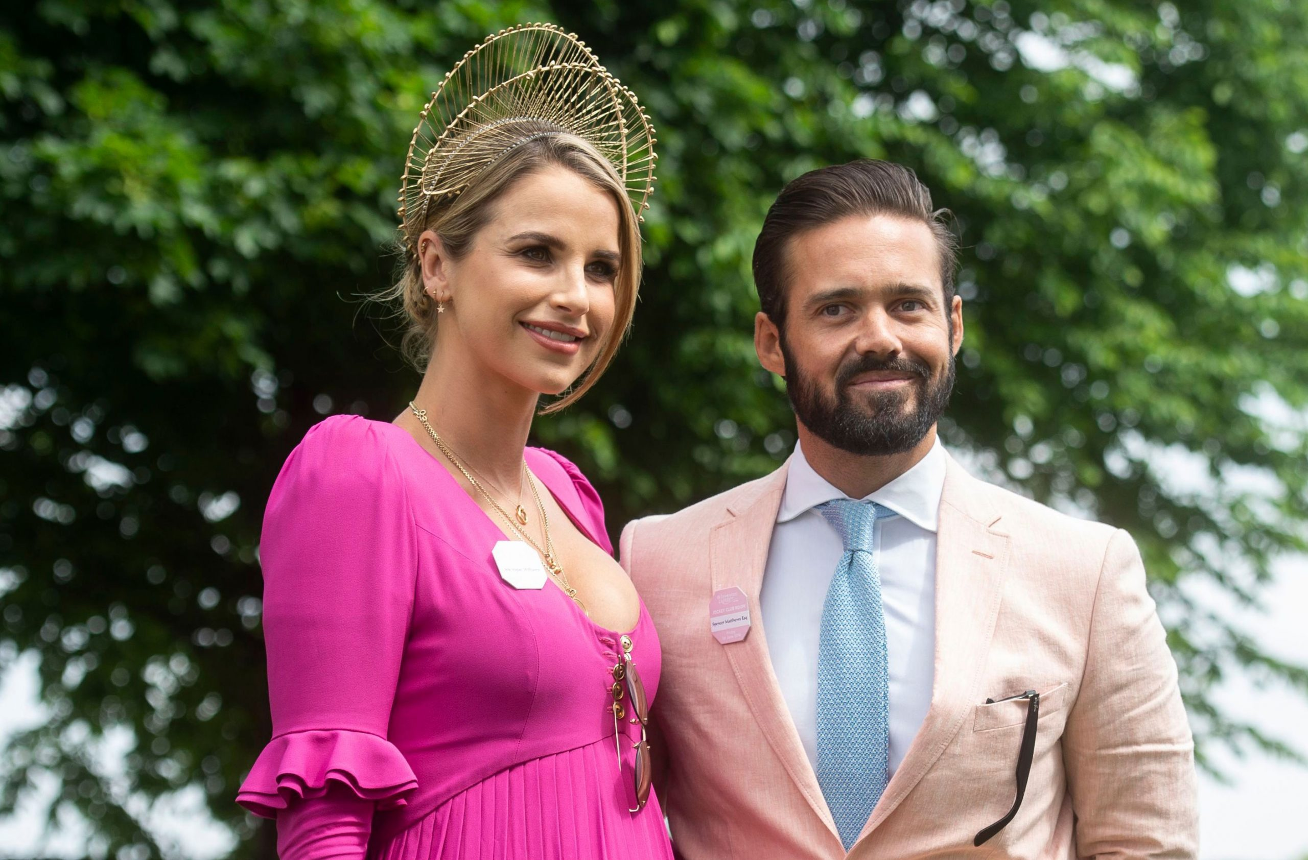vogue williams spencer matthews married