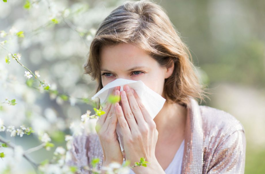 Hay fever when pregnant: Is it safe to take hay fever