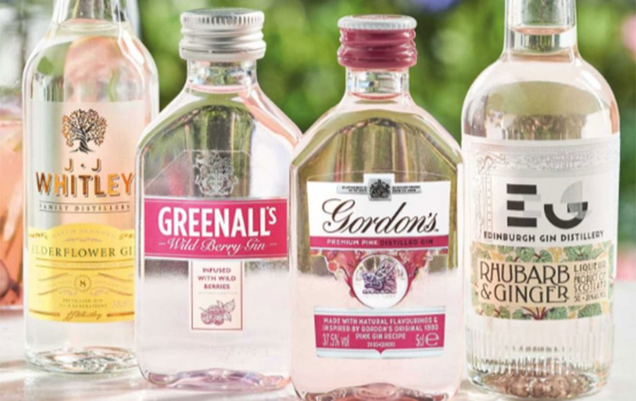 Aldi S Home Gin Tasting Set Is An Absolute Bargain Goodtoknow