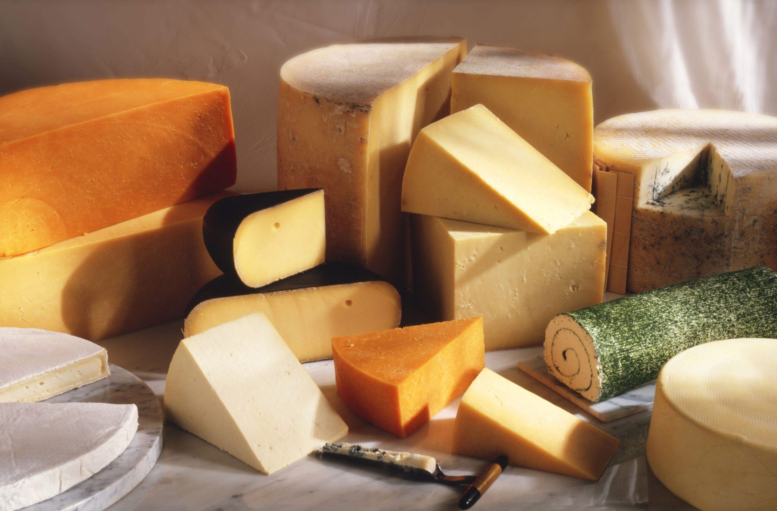 Healthiest cheese