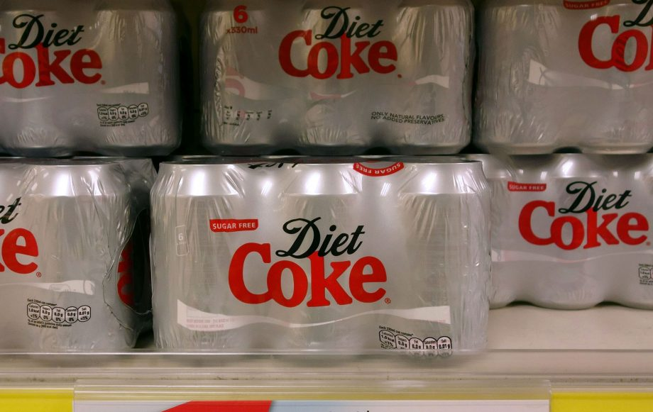 How do you say diet coke in spanish